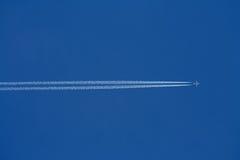 Aeroplano Foto de archivo