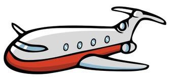 Aeroplano Fotografie Stock Libere da Diritti