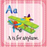 Aeroplano Fotografia Stock