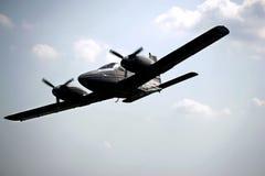 Aeroplano Imágenes de archivo libres de regalías