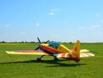 Aeroplano acrobatici del gruppo Fotografia Stock