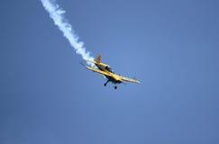 Aeroplano adicional 300 de Breitling Fotografía de archivo