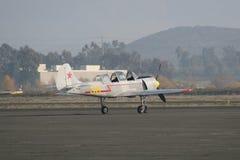 Aeroplano antico fotografie stock libere da diritti
