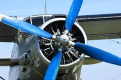 Aeroplano Antonov 2 Imagen de archivo libre de regalías
