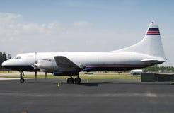 Aeroplano clásico a partir de los años 50 Fotos de archivo