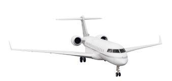 Aeroplano con las ruedas imágenes de archivo libres de regalías