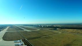 Aeroplano dal fuco archivi video