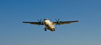 Aeroplano de Arkia Imágenes de archivo libres de regalías