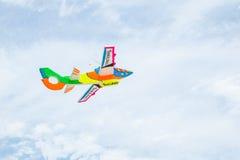 Aeroplano de la espuma Imagen de archivo