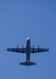 Aeroplano de los infantes de marina de Estados Unidos Imagen de archivo libre de regalías