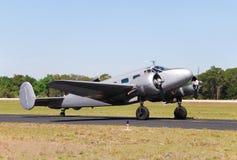 Aeroplano del carico di WW II Fotografie Stock