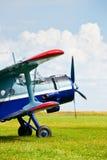 Aeroplano del deporte Foto de archivo