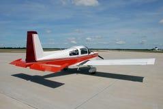 Aeroplano del guepardo de Grumman Imagen de archivo libre de regalías