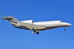 Aeroplano del jet Imagenes de archivo