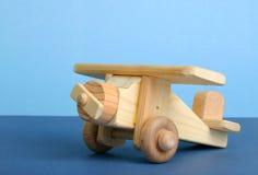 Aeroplano del juguete Imágenes de archivo libres de regalías