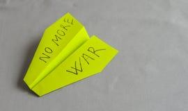 Aeroplano del Libro Verde fotografia stock libera da diritti