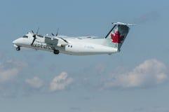 Aeroplano del pasajero Imagenes de archivo