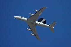 Aeroplano del radar Imágenes de archivo libres de regalías