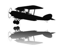 Aeroplano del vintage Foto de archivo