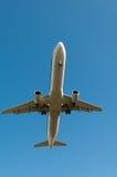 Aeroplano del vuelo Imagen de archivo