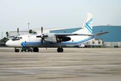 Aeroplano dell'elica fotografie stock libere da diritti