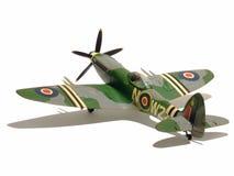 Aeroplano di modello Fotografie Stock Libere da Diritti