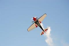 Aeroplano di modello di RC immagini stock libere da diritti