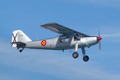 Aeroplano histórico Foto de archivo