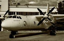 Aeroplano i 26 Fotografia Stock