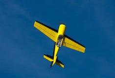Aeroplano modelo de RC imágenes de archivo libres de regalías