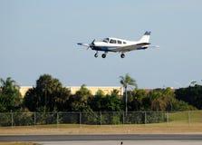 Aeroplano privado fotos de archivo libres de regalías