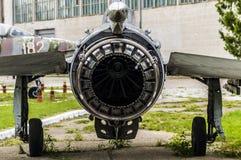 Aeroplano que asciende Fotos de archivo