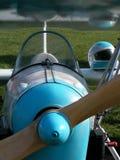 Aeroplano ultraligero foto de archivo