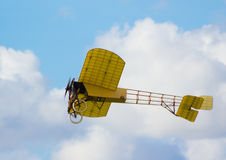 Aeroplano viejo Imágenes de archivo libres de regalías