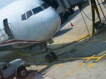 Aeroplano y aviación Imagen de archivo