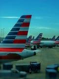 Aeroplanos Fotografía de archivo