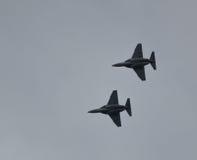 Aeroplanos Aermacchi M346 Imagenes de archivo