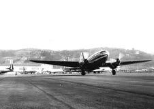 Aeroplanos del vintage Foto de archivo libre de regalías