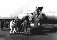 Aeroplanos del vintage Fotografía de archivo libre de regalías
