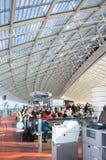 Aeroport Charles de Gaulle Imagen de archivo libre de regalías