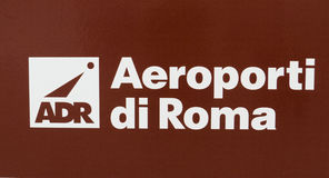 Aeroporti-Di Rom Lizenzfreie Stockbilder