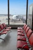 Aeroporto. Fotografia Stock Libera da Diritti