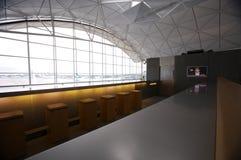 Aeroporto 2 da HK Fotografia de Stock Royalty Free
