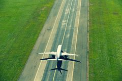 Aeroporto fotografia stock libera da diritti