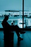 Aeroporto imagem de stock