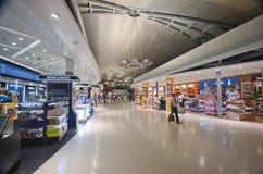 Aeroporto com isenção de direitos Fotos de Stock Royalty Free