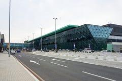Aeroporto Cracovia - Balice fotografie stock