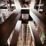 Aeroporto da arquitetura Fotos de Stock Royalty Free