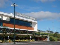 Aeroporto da Madera Fotografia Stock