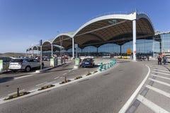 Aeroporto de Alicante, Espanha Imagens de Stock
